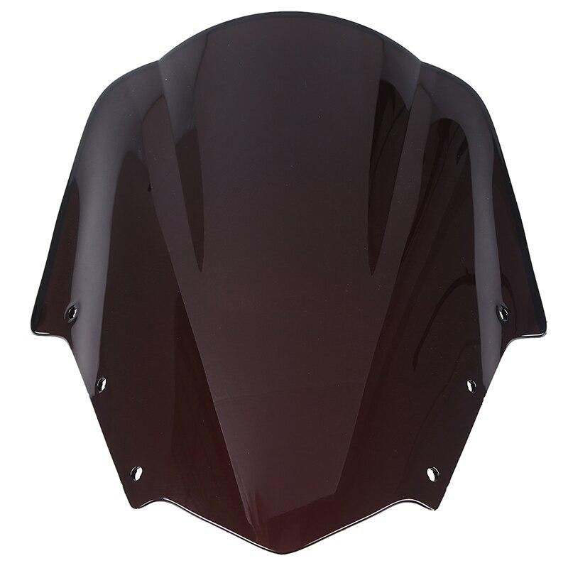 GemäßIgt Bicicleta Motorrad Windschutzscheibe Windschutz Windabweiser Bike Roller Windschutzscheibe Motocicleta Für Yamaha Fz1 Fazer Fz1s Fzs1000s HeißEr Verkauf 50-70% Rabatt