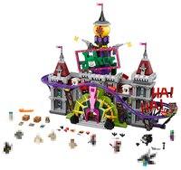Лепин 07090 3857 шт. супер герой серии Джокер усадьба DIY Building Конструкторы кирпичи набор Совместимость 70922 для детей подарки