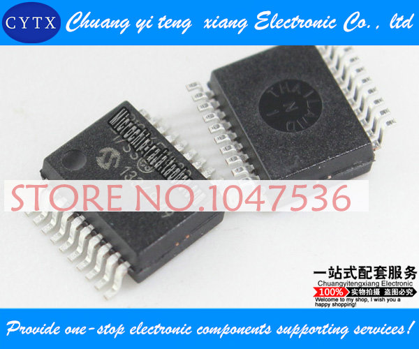 PIC16F84A-20/SS SSOP20 integrated circuit IC Single chip Best selling 5pcs/lot