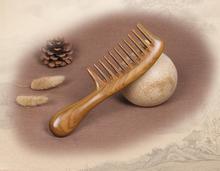 High Quality Handmade professional sandalwood comb hair combs hairbrushes J19