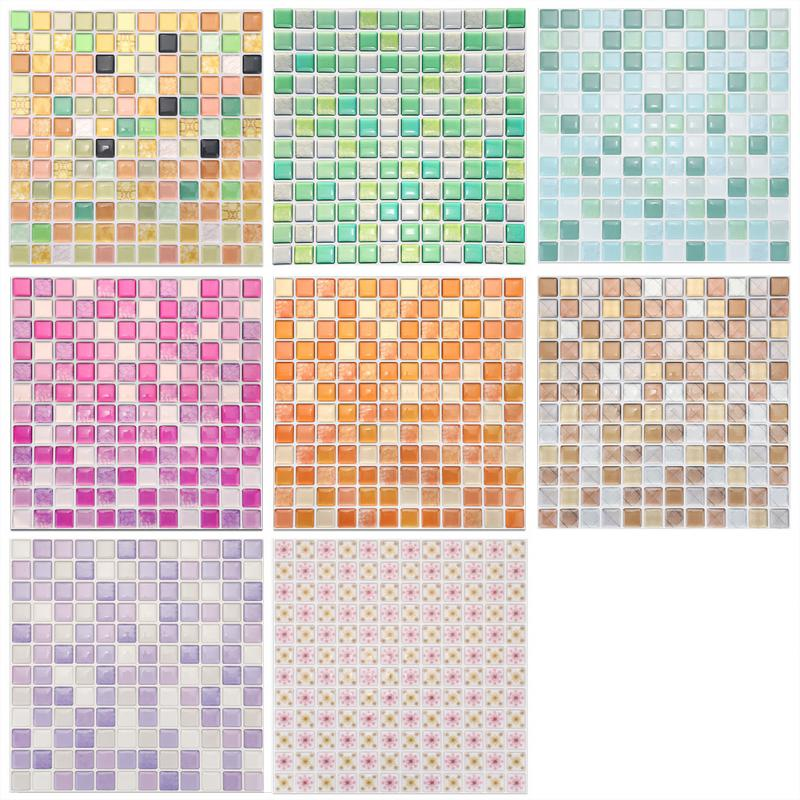 K SHEET WITH TILE DOME STICKERS FOR MAKE CRAFTS TILE IS 2,5X2,5 CM NEW