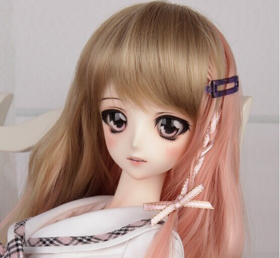 1/3rd  58CM  BJD nude doll Seni& DElves AMY,BJD/ SD doll girl. not include clothes; wig;shoes and other  access&ies uncle 1 3 1 4 1 6 doll accessories for bjd sd bjd eyelashes for doll 1 pair tx 03