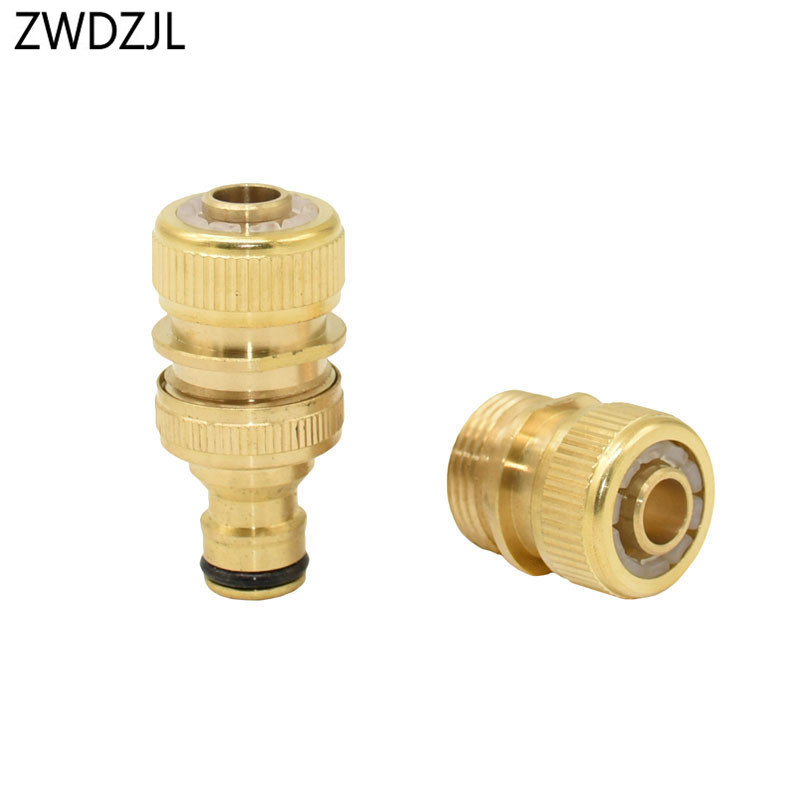 3pcs 1//2BSP Male to M20 Male Thread Copper Faucet Adapter Connector