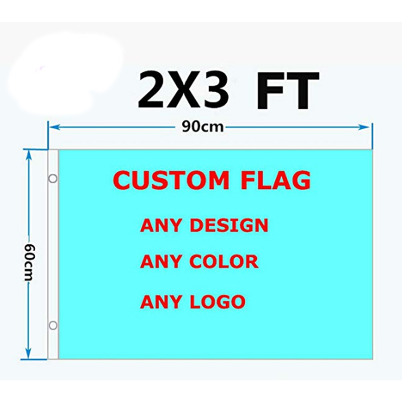 Custom Flag 60*90cm Customize Flag And Banners Sport Flag Advertising Camouflage Polyester <font><b>90*150</b></font> cm Free Design Christmas image