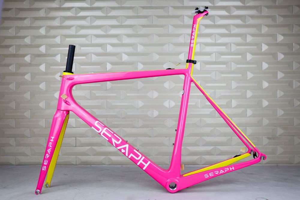 SERAPH brand T1000 Bicycle Carbon Frame FM686 Products,Chinese Factory road carbon frame,Carbon Fiber road bike Frame,  недорого