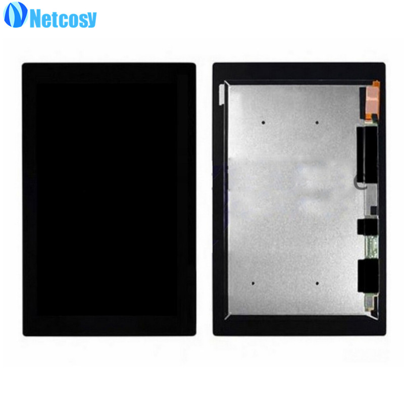 Netcosy High quality LCD Display Touch Screen Assembly for Sony Xperia Z2 Tablet 10.1 Repair Part For Sony Z2 Tablet LCD screen горный велосипед phillips ms881 51 21