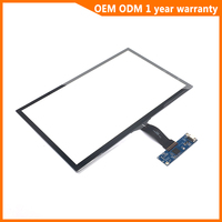 24 Inch Capacitive Touch Screen with USB Interface Projected Capacitive Multi Touch Screen Panel