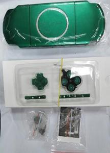 Image 3 - شحن مجاني 6 ألوان ل PSP 3000 PSP3000 كامل الإسكان شل غطاء علبة استبدال أزرار أطقم