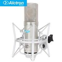 Alctron CM6 MKII condenser microphone capacitor Cardioid large diaphragm condenser recording microphone