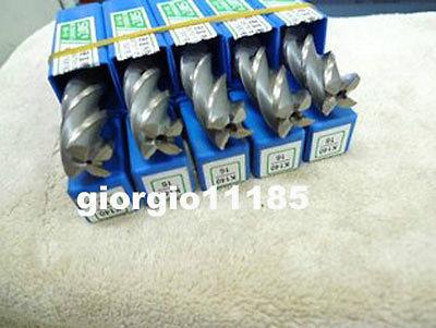 ФОТО 10pcs 10mm Three Flute HSS & Aluminium End Mill Cutter CNC Bit