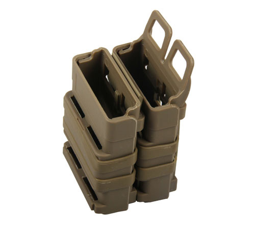 Hot Sale Tactical FMA Water Transfer FAST Magazine Holster Set For Hunting HS33-0043Tan