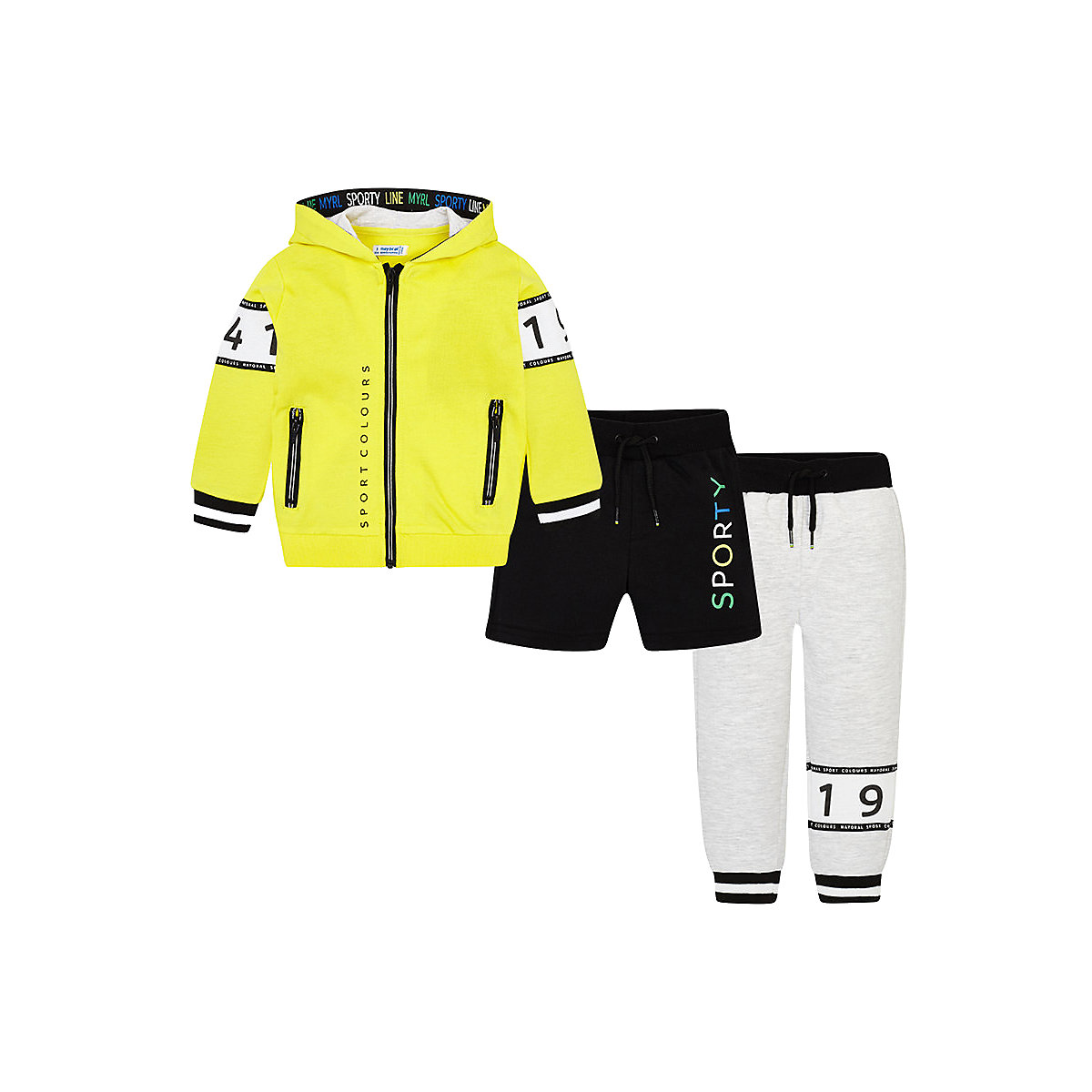 Children Two-Piece Suits Mayoral 10685238 Children Sportswear Accessories Costumes For The Child