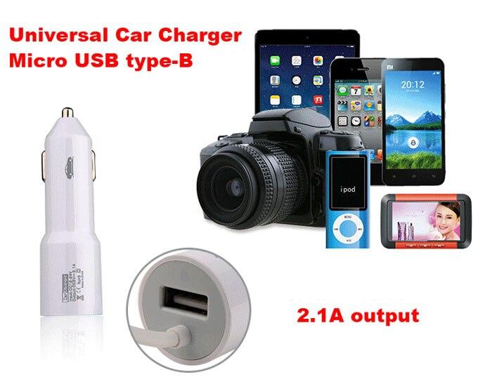 2.1A Dual USB Ładowarka Samochodowa Zapalniczka Ładowarka Do
