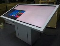 55 65 98 108 INCH Android Touch Interactive Lg Panel Display With Wifi 3G Lcd Tft