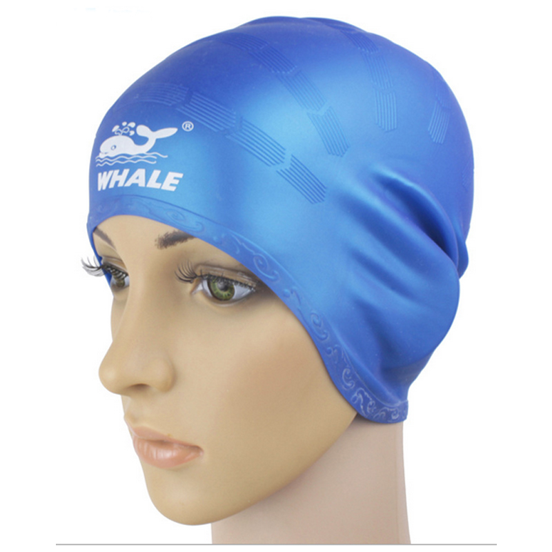 h649 Doprava zdarma prodej nové čepice do uší Náušnice do vodotěsné a pohodlné silikonové plavecké čepice