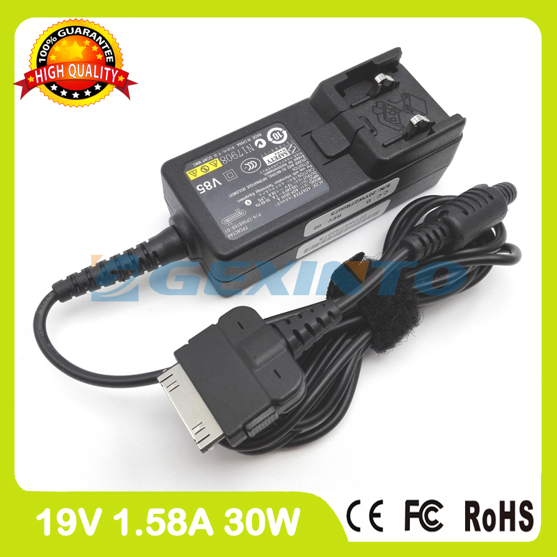 19V 1.58A 30W ac adapter ADP-30VH A CP568150-01 for Fujitsu LifeBook AH532/GFX LH532 tablet pc charger without ac plug 6 cell laptop battery for fujitsu lifebook a532 ah532 ah532 gfx fmvnbp213 fpcbp331 fpcbp347ap p567717 01