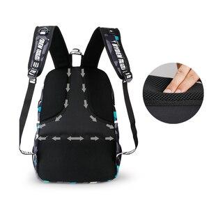 Image 4 - Mark Ryden Backpack Student Water Repellen Nylon Backpack Men Material Escolar Mochila Quality Brand Laptop Bag School Backpack