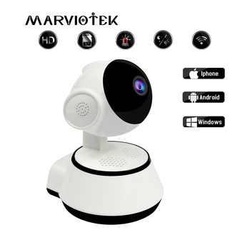 Wireless IP Camera Wifi Camera Wifi Home Security Surveillance Camera Baby Monitor P2P CCTV Mini Cameras HD Night Vision 720P - DISCOUNT ITEM  59% OFF All Category