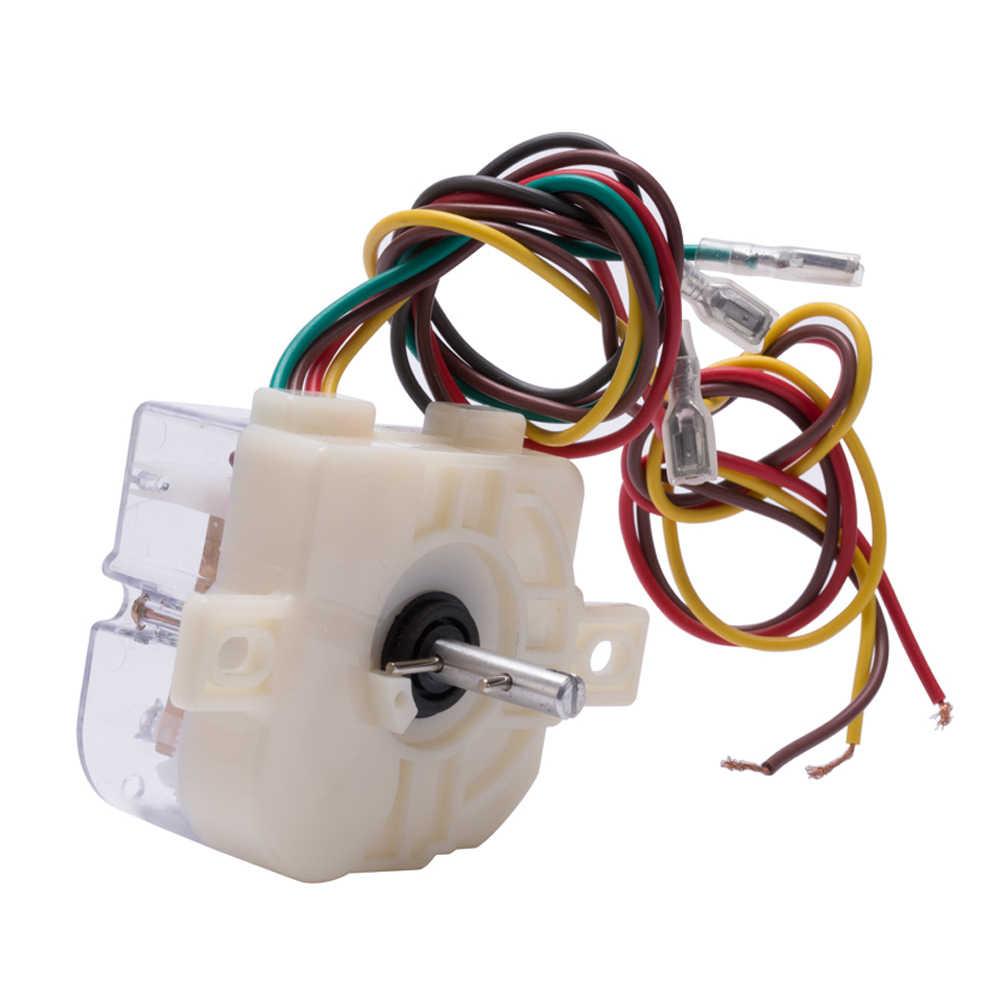 Universele uitdroging wasmachine zes lijnen platte oor 180 graden 71mm centrale gat timer wasmachine onderdelen DSQ1
