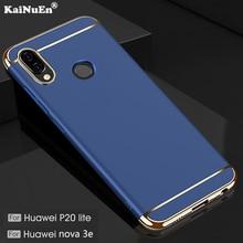 KaiNuEn роскошный оригинальный телефон назад etui, coque, чехол, чехол для Huawei p20 lite p20lite p 20 lite nova 3e жесткий пластик интимные аксессуары