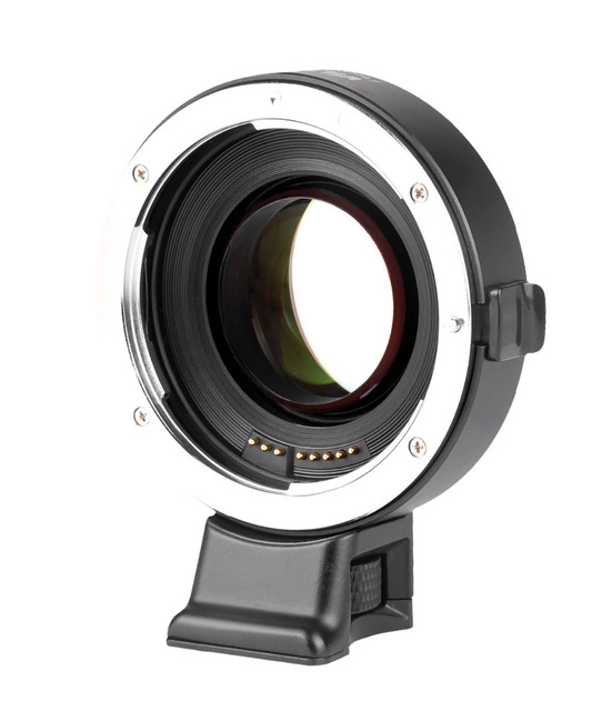 цена на NF-E Manual-focus F Mount Lens Adapter Telecompressor Focal Reducer Speed Booster for Sony NEX E-mount Camera