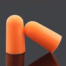 100pairs/lot Hot sale Soft Foam Ear Plugs Tapered Travel Sleep supplies Noise Prevention Earplugs MR0017 [ fly eagle ] 10000pcs dark blue soft foam ear plugs travel sleep prevention earplugs noise reduction