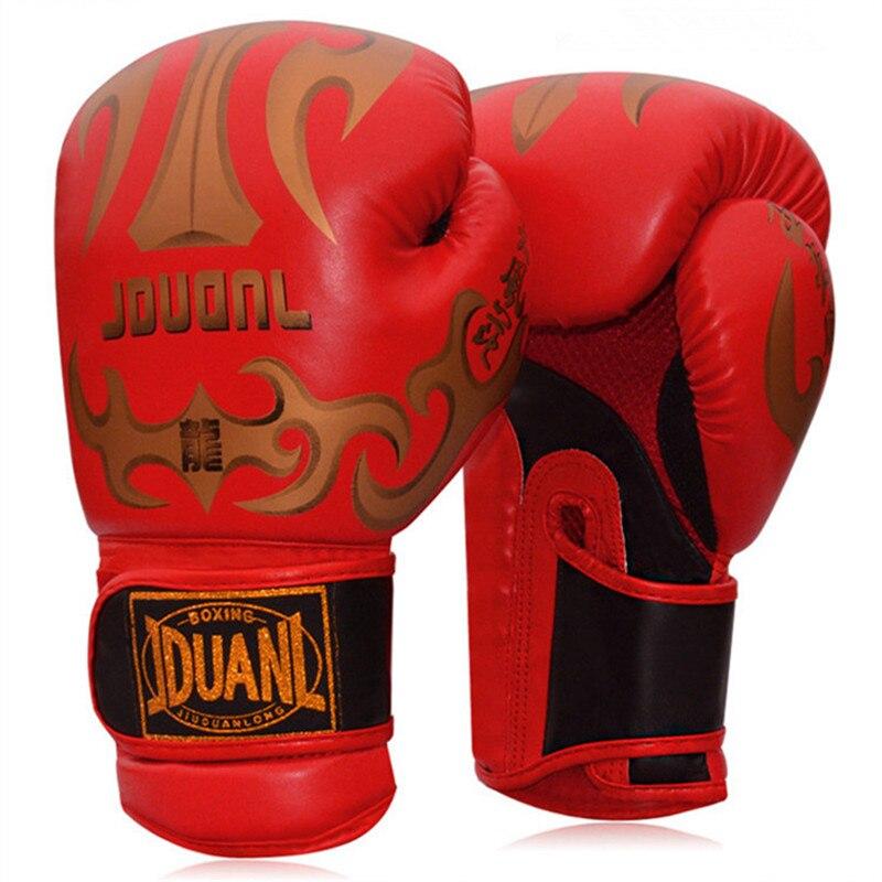 Натуральная боксерские перчатки Санда Борьба с песком обучение бой тхэквондо конкурс боксерские перчатки Для женщин Для мужчин борьба