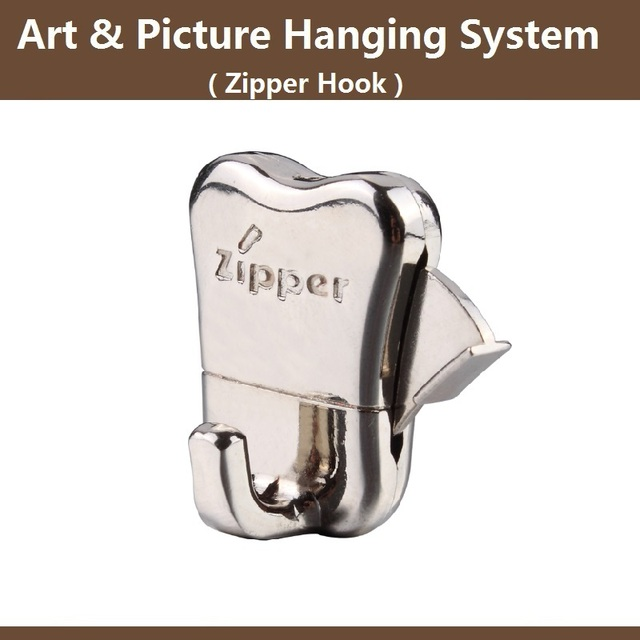 Free shippingZipper hooksart hanging systemsart display systems wall mounted  sc 1 st  AliExpress.com & Free shippingZipper hooksart hanging systemsart display systems ...