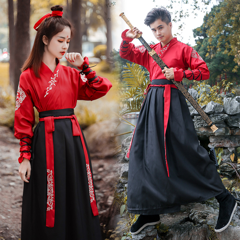 Hanfu Clothes Costume Fairy Skirt Dress Tradition Tang Outfit Cosplay Chinese sz