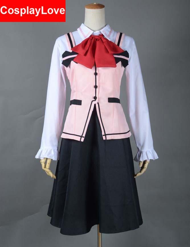 Is the Order a Rabbit? Gochumon wa Usagi Desu ka? Hoto Kokoa Cosplay Costume Custom-Made For Christmas Halloween Party