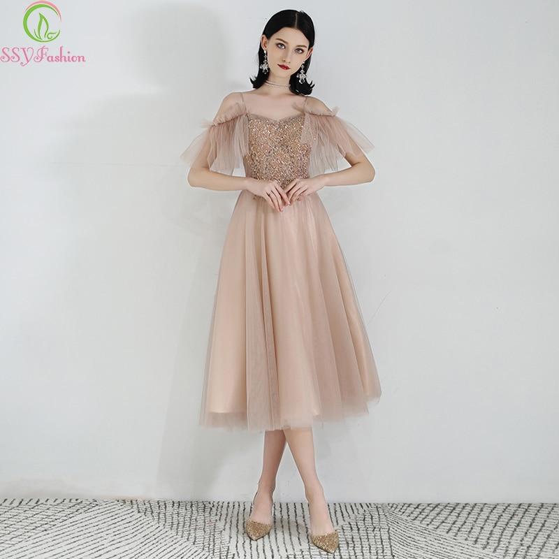 SSYFashion New Cocktail Dress…