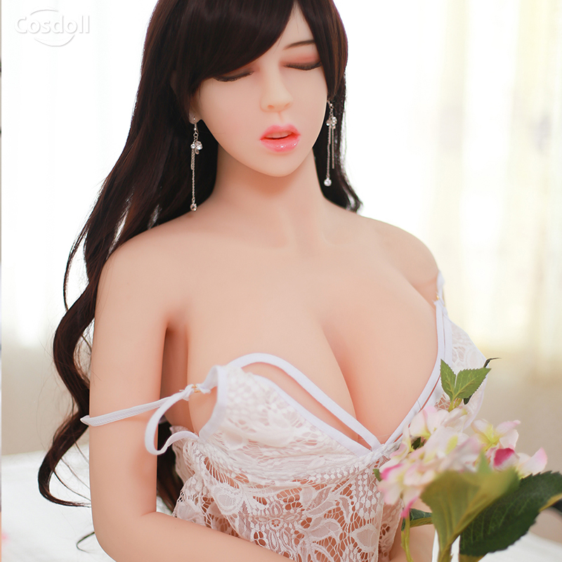 Cosdoll <font><b>148cm</b></font> Factory Cheap Silicone <font><b>Sex</b></font> <font><b>Doll</b></font> <font><b>Big</b></font> <font><b>Breasts</b></font> Real Female <font><b>Sex</b></font> <font><b>Doll</b></font> for Men image