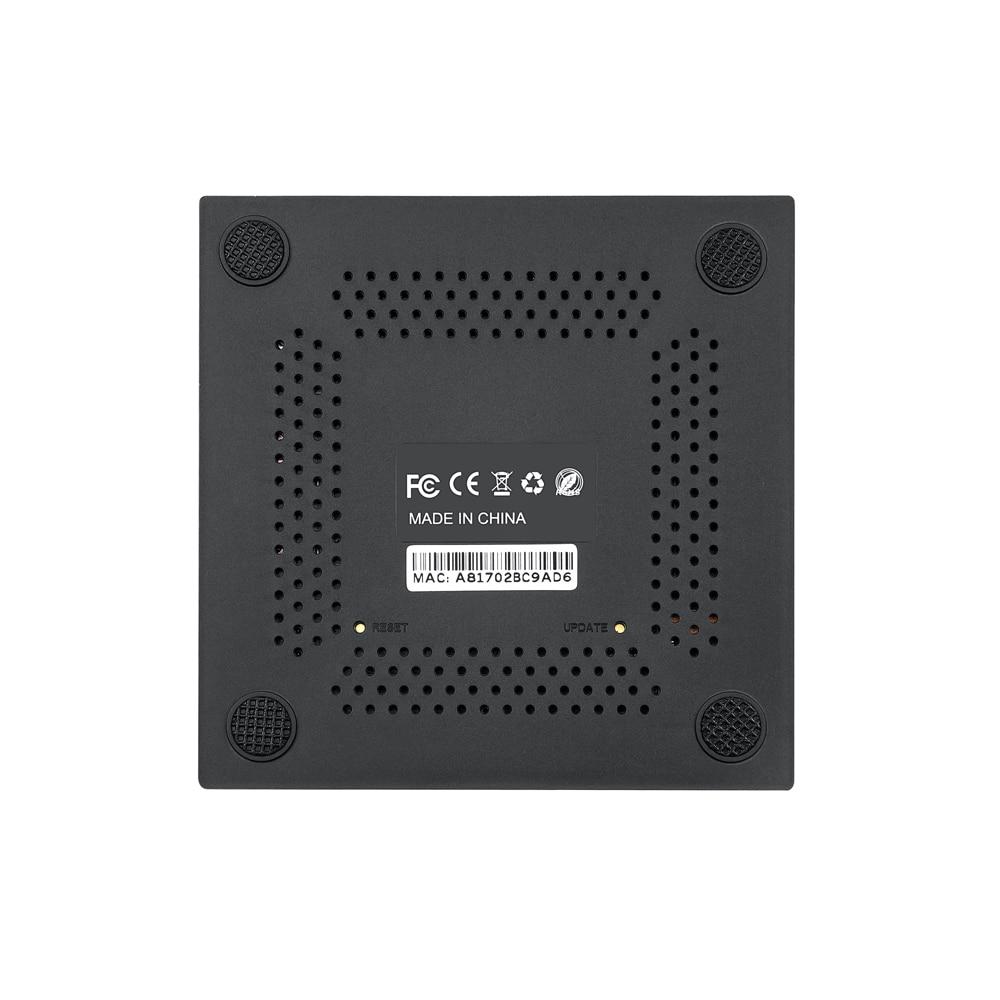 I98 PRO Amlogic S905X Smart Android 6.0 TV Box 1GB 8GB/2GB 16GB H.265 4K UHD Media Player 2.4GHz WiFi VP9 HDR10 Set Top Box