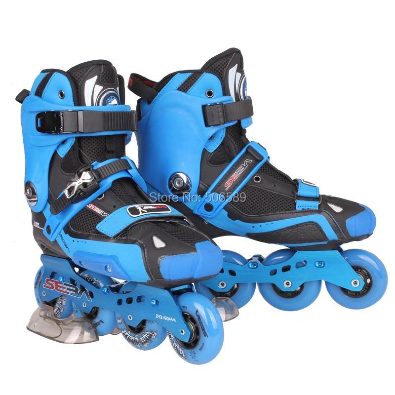 Livraison gratuite chaussures à roulettes patins adultes seba hl en ligne fsk