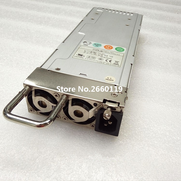 Server power supply for R2W-6500P-R 500W fully tested mrg 6500p r 1000w power tested working good