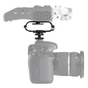 Image 5 - BY C10 Microfoon Shock Mount Voor Zoom H4n/H5/H6 Voor Sony Tascam Dr 40 Dr 05 recorders Microfone Shockmount Olympus Tascam