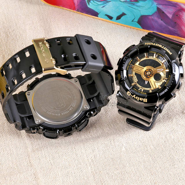 c906ff5db071 placeholder Casio watch Couple watches men and women fashion sports watch  waterproof electronic form GA-110GB