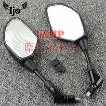 Бренд Профессиональный изменение moto rbike аксессуары moto rcycle зеркалом заднего вида для yamaha MT-01 MT-03 MT-09 MT07 FZ09 зеркало moto