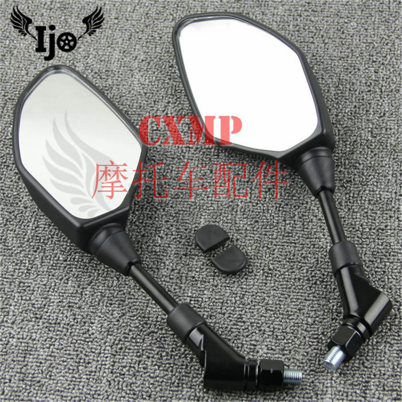 brand professional Modified motorbike accessories motorcycle rearview mirror for yamaha MT-01 MT-03 MT-09 MT07 FZ09 mirror moto image