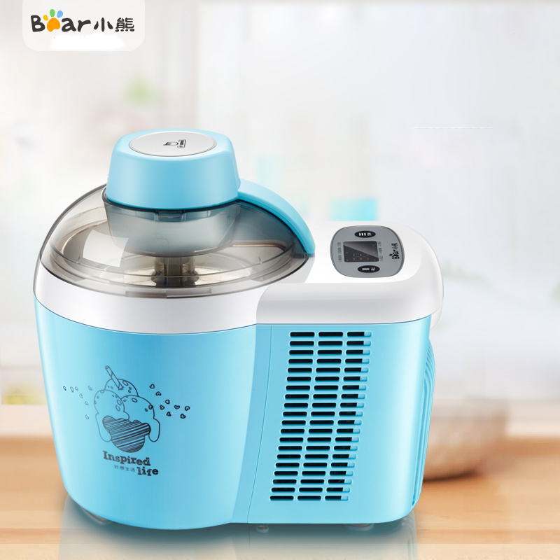 Bear BQL-B06U1 Ice Cream Machine Automatic Refrigeration Home Multifunction Ready To Eat irradiated ready to eat meal