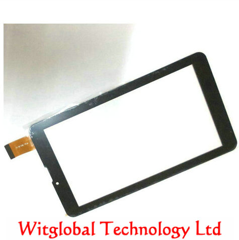 New touch screen panel Digitizer Glass Sensor replacement For 7 inch Digma Plane 7 9 3G