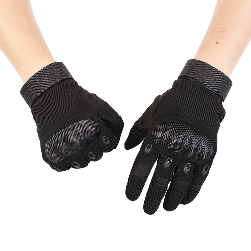 Outdoor Touch Screen Tactical Gloves Military Army Paintball Shooting Airsoft Combat Anti-Skid Full Finger Gloves