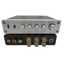 AIYIMA TPA3116 2,1 канала 50 Вт х 2 + 100 W высокой мощности Цифровой усилитель с Bluetooth Сабвуфер Hi-Fi с Bluetooth 4,0