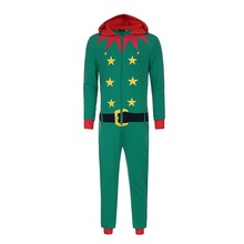 Buy   utumn And Winter Stage Jumpsuit Costumes Red Green  online