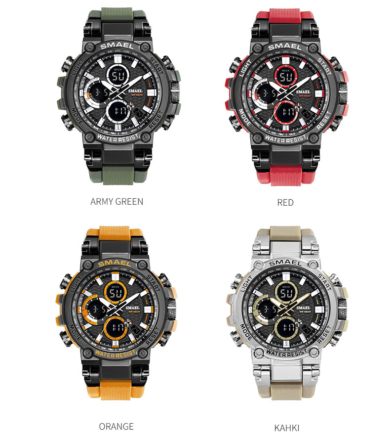 12.men's wristwatch with date