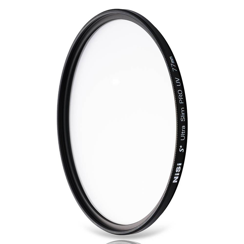 Nisi 39mm MC UV S+ Ultra Slim Professional MC UV Filter 67mm 72mm 77mm 95mm 105mm Double Sides 12 Layers Multi Coating Filter