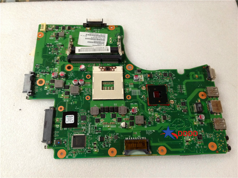 все цены на Original For Toshiba C650 C655 C655D LAPTOP Motherboard V000225000 6050A2355202-MB-A03 fully tested онлайн