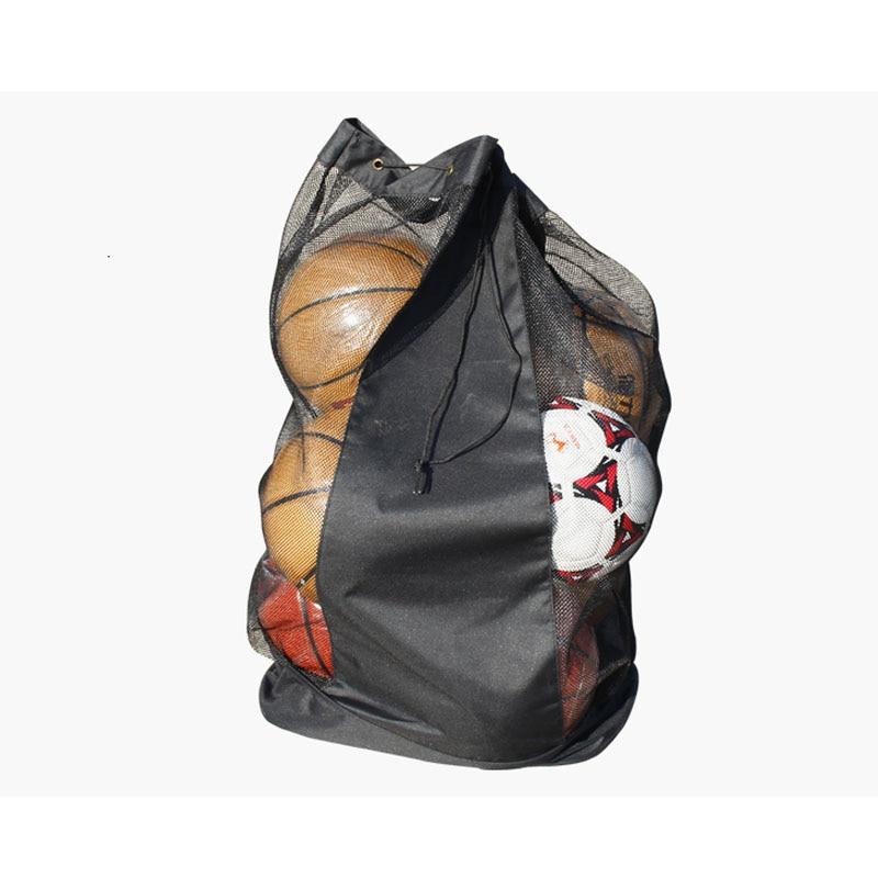 תיק כדורי MAICCA סופר גדול לכדורעף כדורסל כדורעף נטו נייד תיק אימון ספורט נשיאת שקית כדור סיטונאי