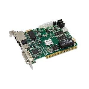 Image 2 - Nova MSD300 отправляющая карта, полноцветный светодиодный контроллер экрана, синхронная светодиодная видеопанель Wapp, отправляющая карта