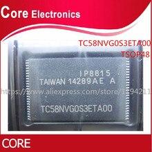100 Stks/partij TC58NVG0S3ETA00 TC58NVG0S3 TSOP48 Ic Beste Kwaliteit